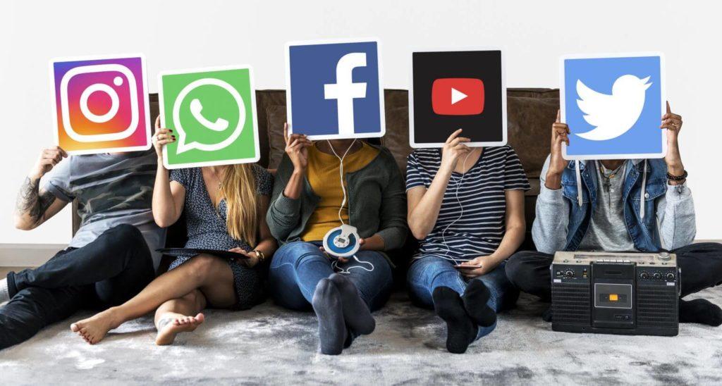 Popular Social Networks 4