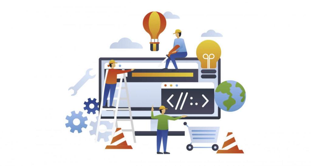 Building Your Small Business Website : Diy Builder Vs Web Designer 2