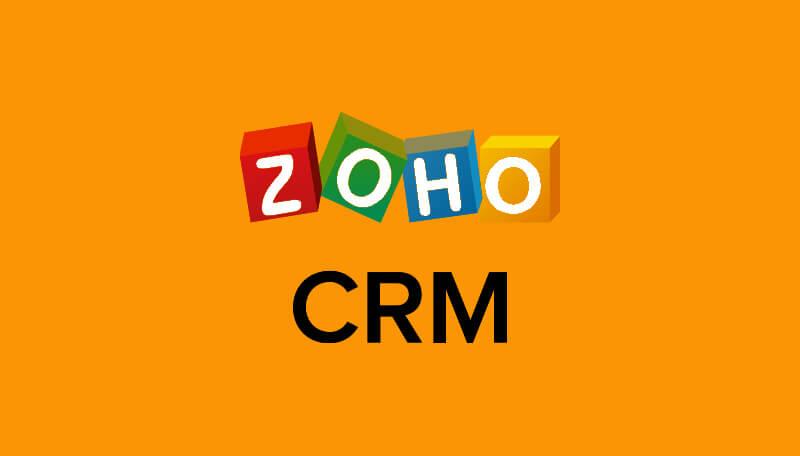 Zoho CRM 2