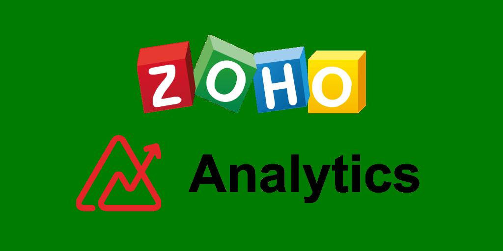 Zoho Analytics 8