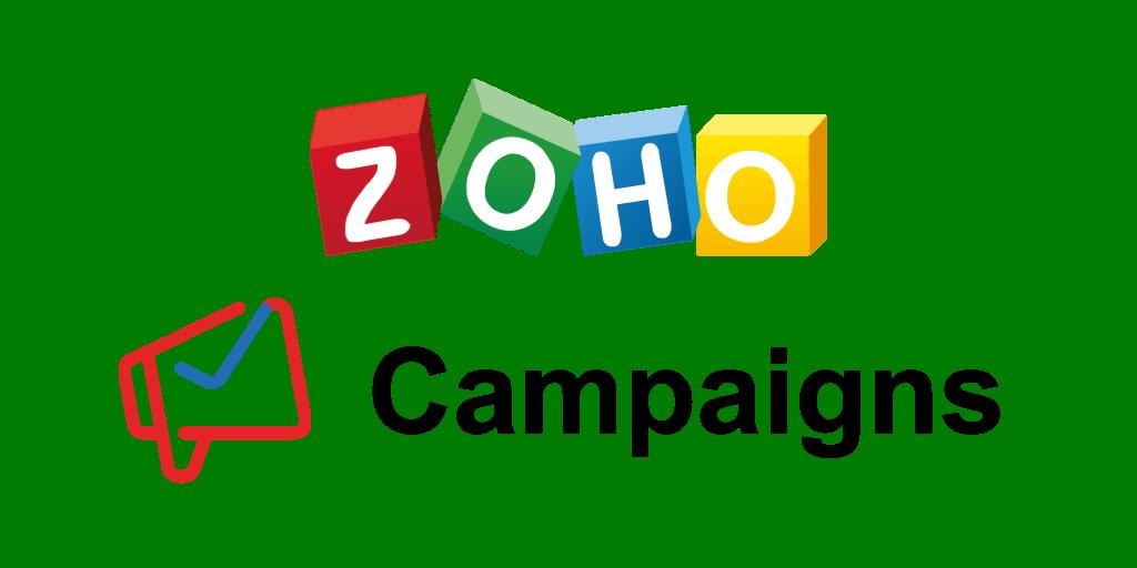 Zoho Campaigns 2