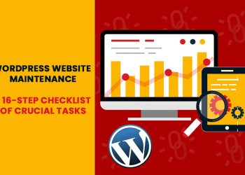 WordPress Site Maintenence